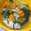 あさりの中華スープ
